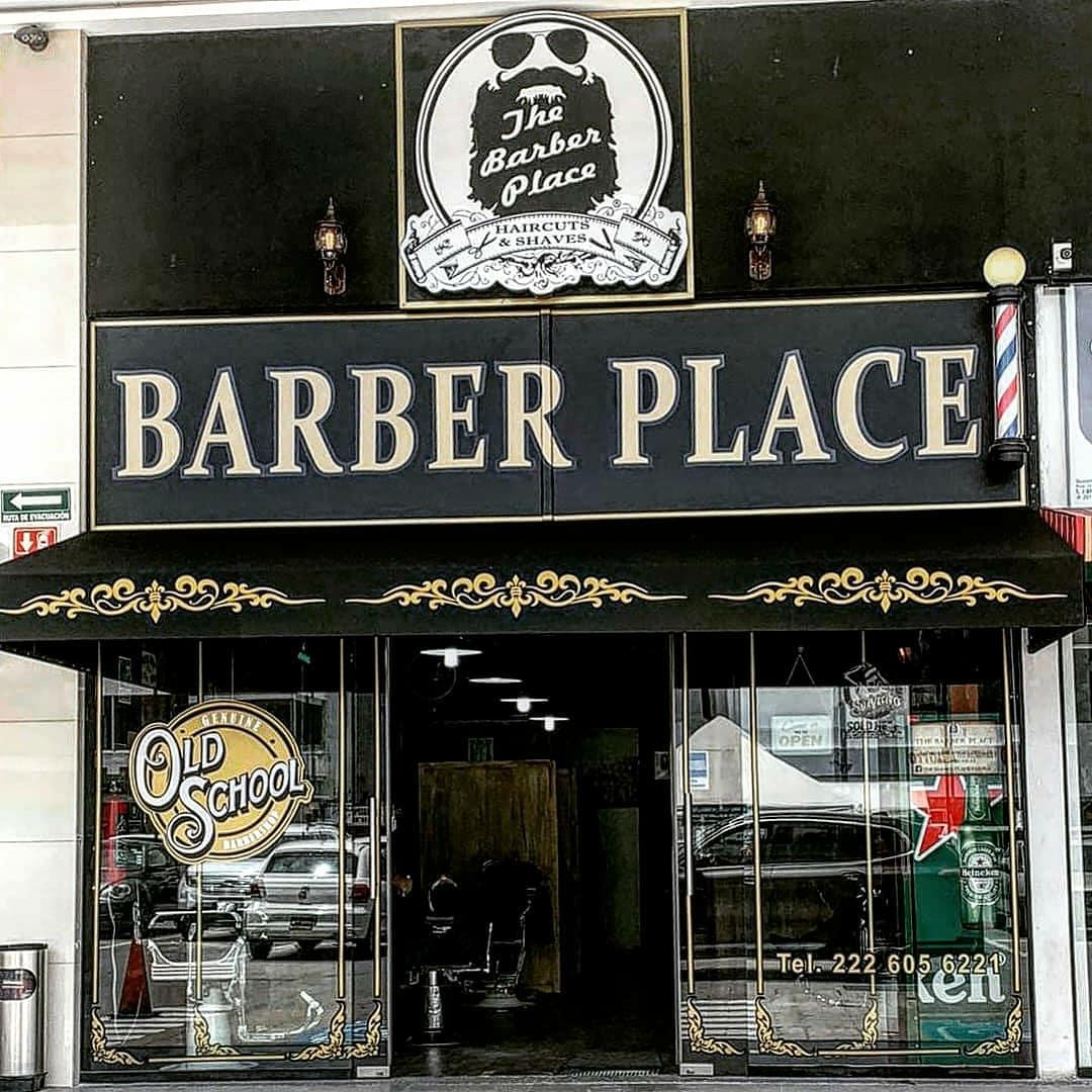 fotografía de barbería en puebla puebla Angelópolis